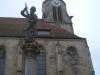 Stiftskirche und Georgsbrunnen