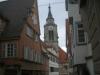 Stiftskirche von der Münzgasse aus